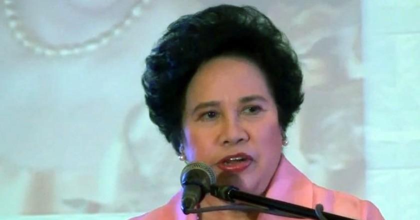 Late Senator Miriam Defensor-Santiago | © Dane Alegana/Flickr