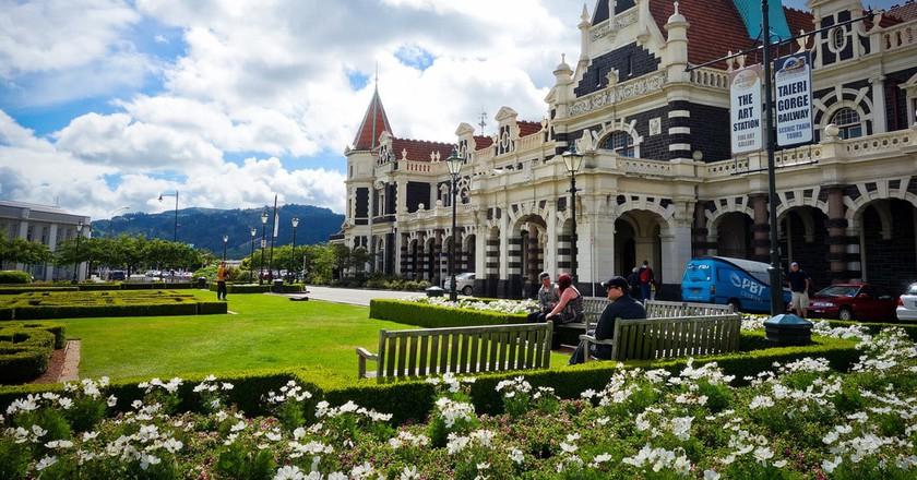 Dunedin, New Zealand | © Flying Kiwi Tours/Flickr