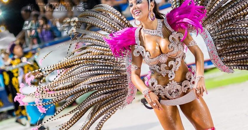 Corrientes Carnival   ©José Luis Suerte/Flickr