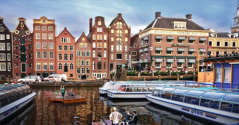 Robot Boats Could Soon Take Over the Canals of Amsterdam