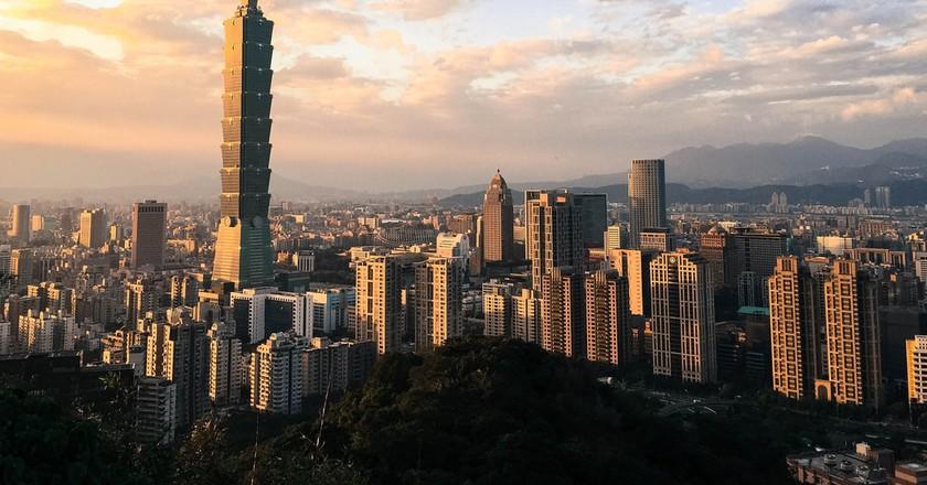 Taipei City View   © David Hsieh / Flickr