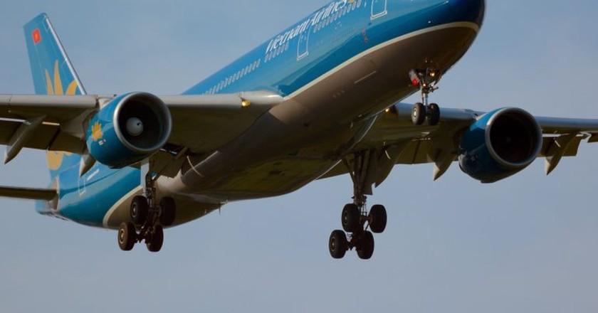 Vietnam Airlines | ©  Masakatsu Ukon/Flickr