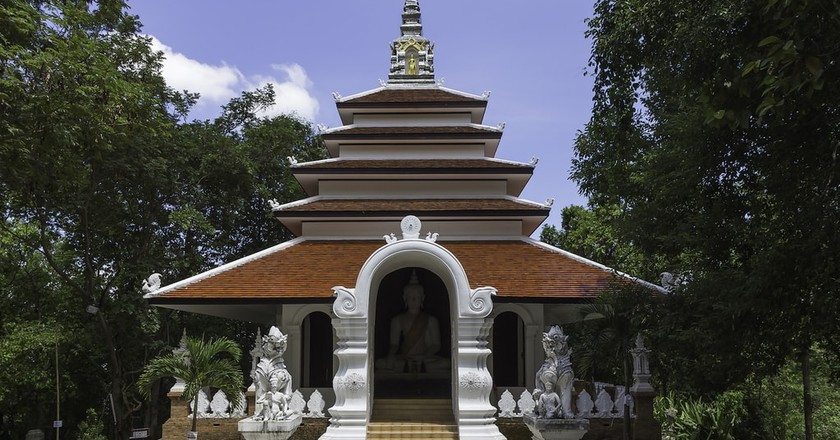 Beautiful Wat Pha Lat | © Stefan Fussan/Flickr
