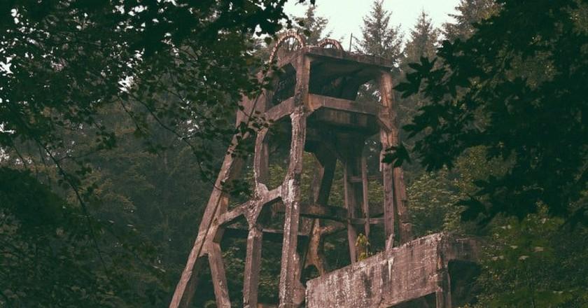 Morden Colliery Historic Provincial Park  © Sun Metron / Flickr