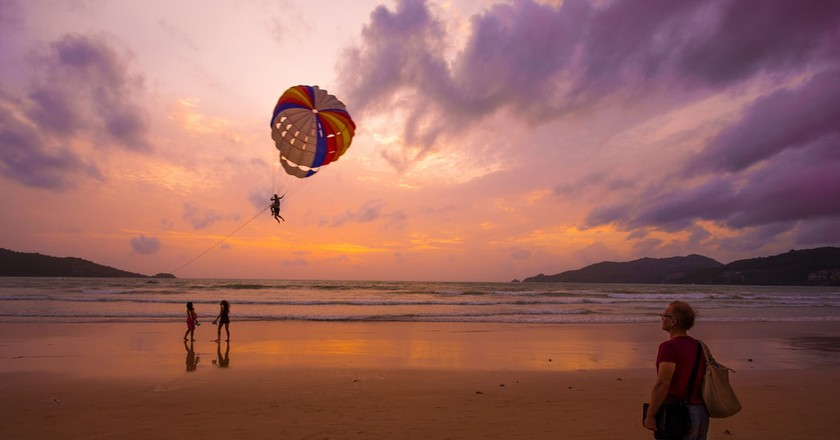 Stunning Phuket at sunset | © Peter Cartledge/Flickr