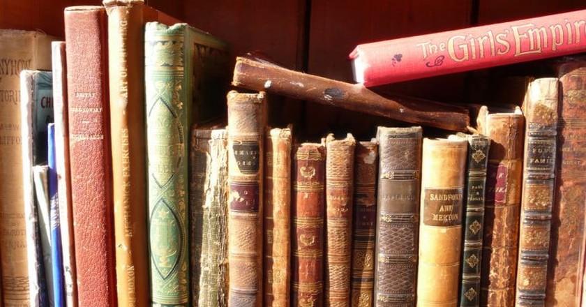 The more books the better | © Christopher Bulle/Flickr
