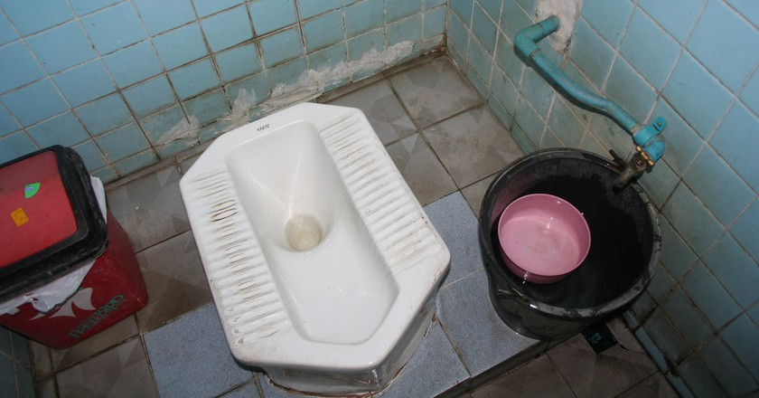 How to Use Thailand's Squat Toilets