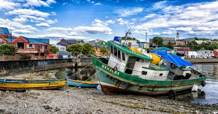 The Most Beautiful Towns and Villages on the Chiloe Islands