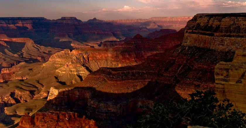 The Grand Canyon is one of America's National Parks, which are impacted by the government shutdown   © Paul Fundenburg / Flickr