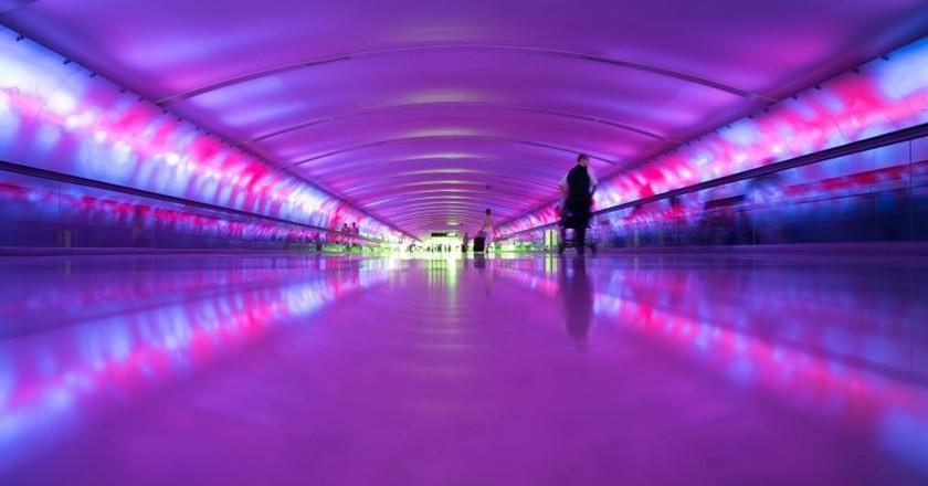 Detroit Metropolitan Wayne County Airport | © Nick Harris / Flickr