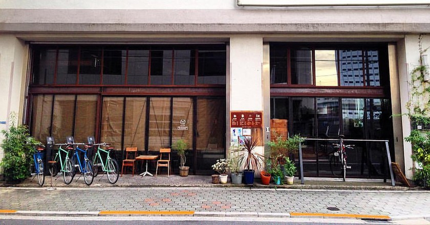Tokyo / 東京 - Nui Hostel | © Blowing Puffer Fish / Flickr