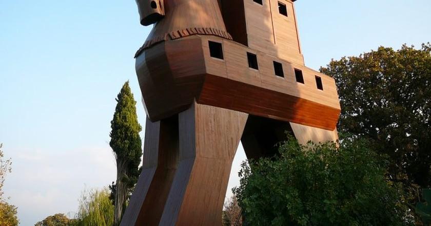 Trojan Horse | © Marion Doss/Flickr