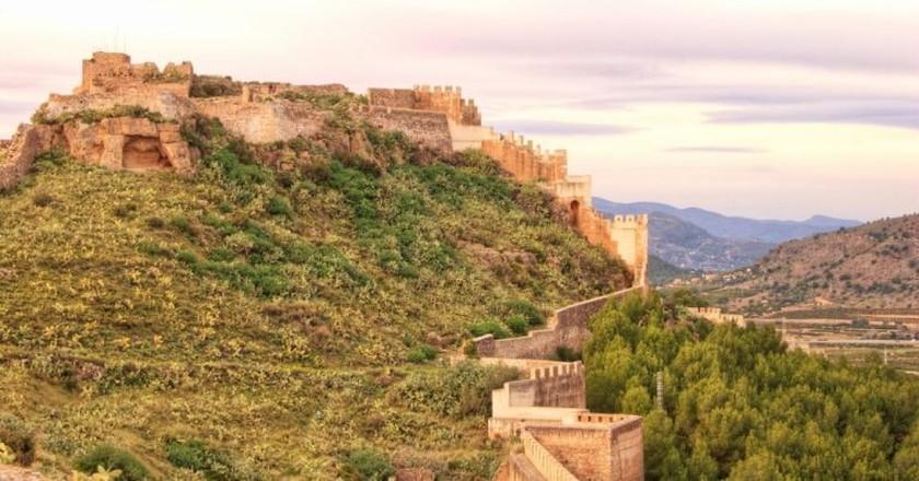 The castle of Sagunto, Spain | © Juan J. Martínez/Flickr