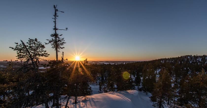 Finland in winter   © Juho Holmi / Flickr