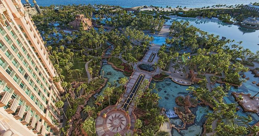Atlantis Resort © Tambako The Jaguar/Flickr