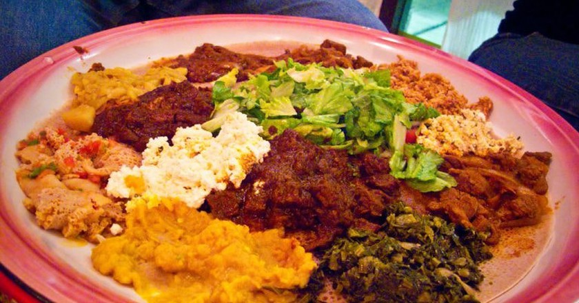 Ethiopian plate   © Anthony go_to/Flickr