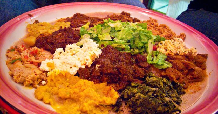 Ethiopian plate | © Anthony go_to/Flickr