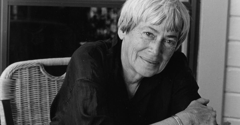 Ursula K. Le Guin | © Oregon State University / Marian Wood Kolisch / Flickr