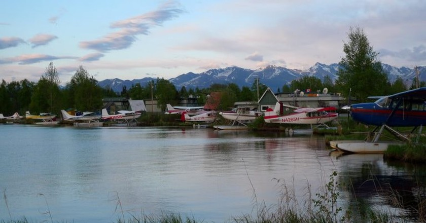 The largest seaplane base in the world | © Joseph / Flickr
