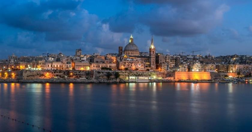 Malta by Night