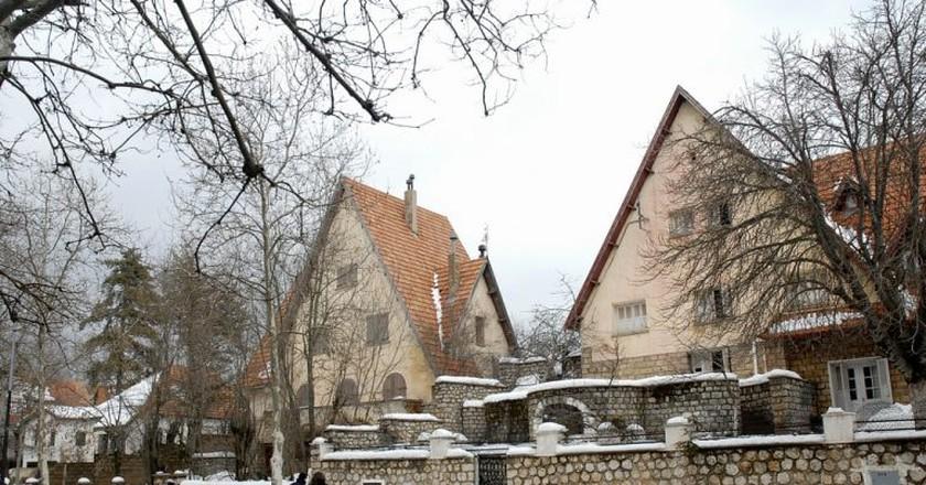The small Switzerland, Ifrane
