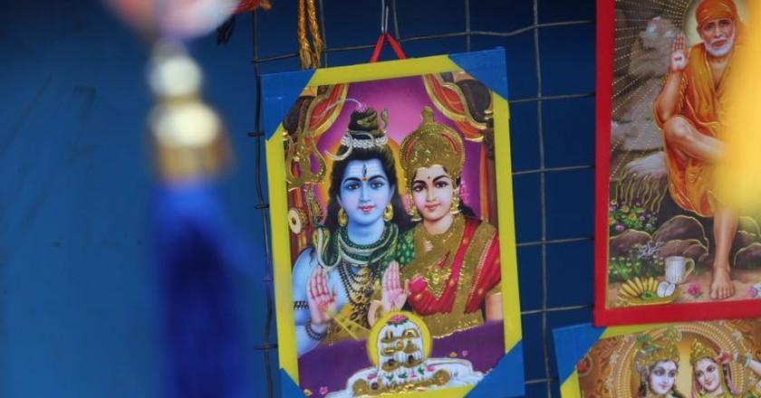 Religious entities in Sri Lanka © rhythmicdiaspora / Flickr