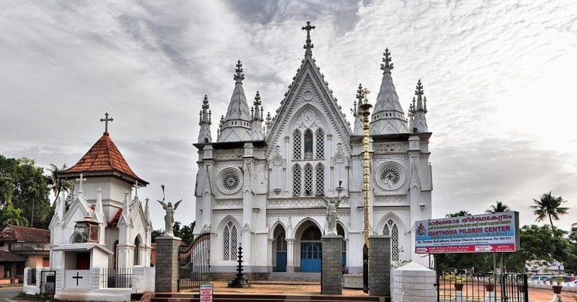Kottakkavu Mar Thoma Pilgrim Church founded by St Thomas