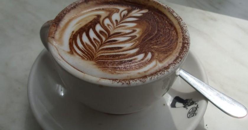 Coffee as art | © Vivian Evans/flickr
