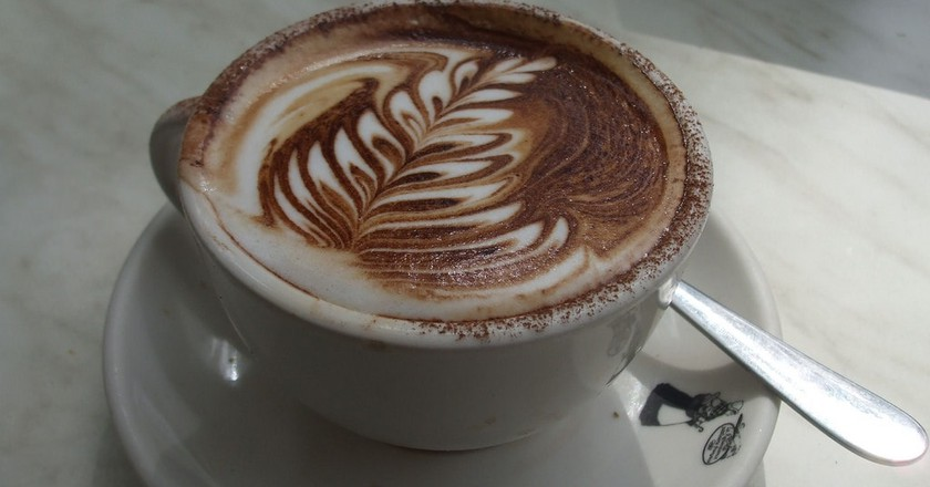 Coffee as art | © Vivian Evans/flickr