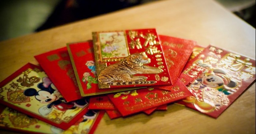 Lucky red envelopes | © Clifton / Flickr