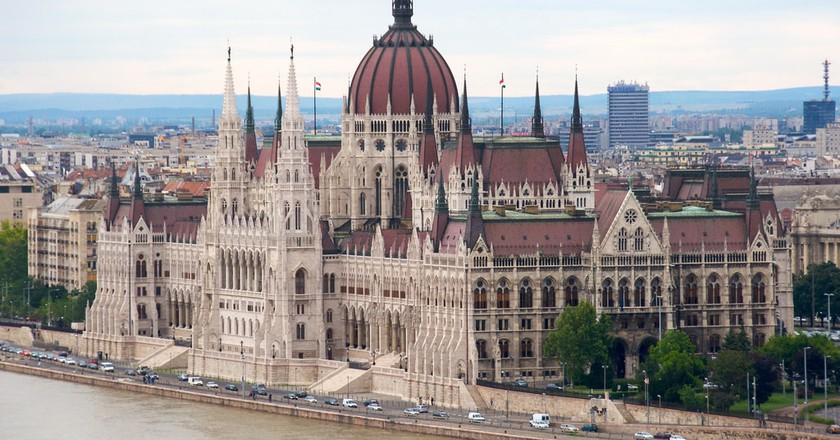 Famous Films You Didn't Know Were Filmed in Hungary