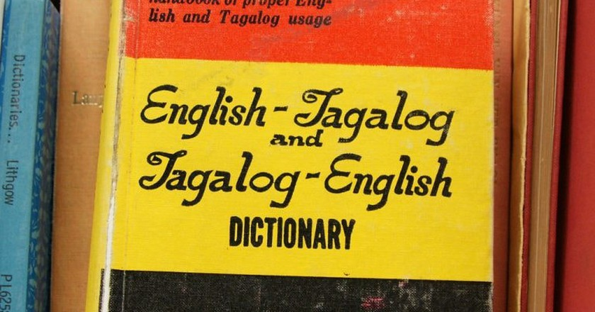 English-Tagalog Dictionary | © Romana Klee/Flickr