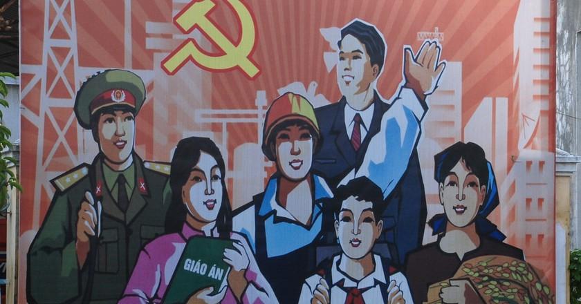 Communist propaganda | © nicnac1000/Flickr