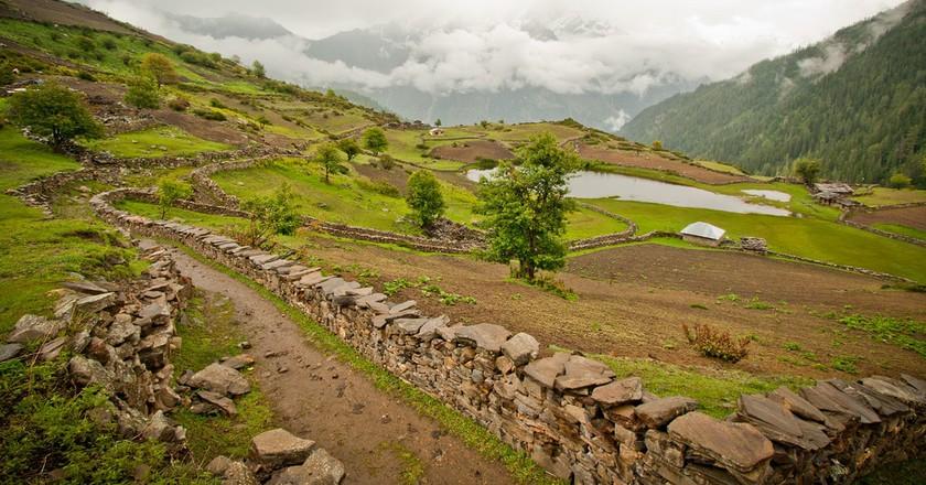 Sangla, Himachal Pradesh, India   © Wolfgang Maehr / Flickr