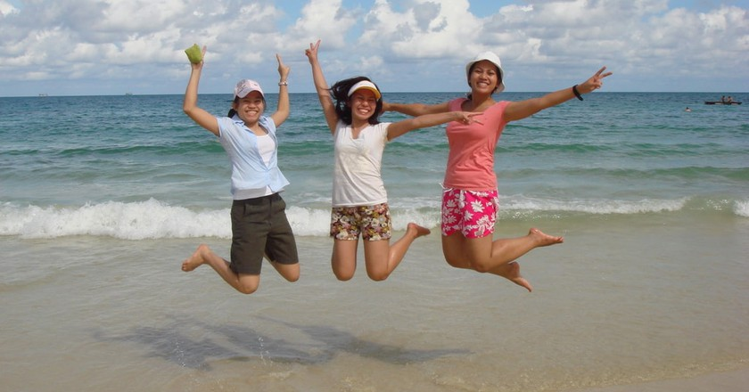 Fun on Koh Samet | © honey-bee/Flickr