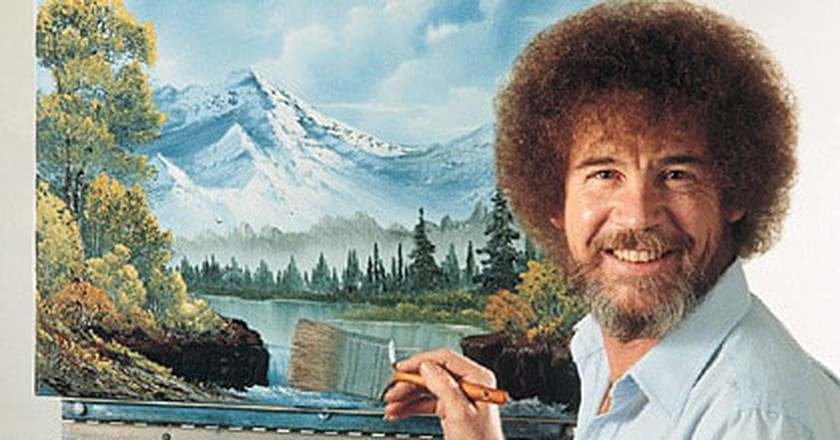 Bob Ross | © Haiden Goggin/Flickr