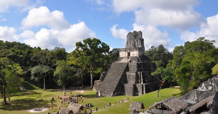Tikal, Guatemala | © Mike Vondran/Flickr