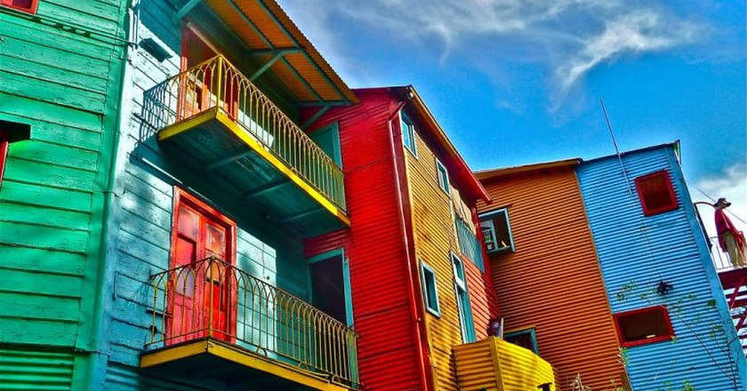 La Boca | © Marissa Strniste / Flickr