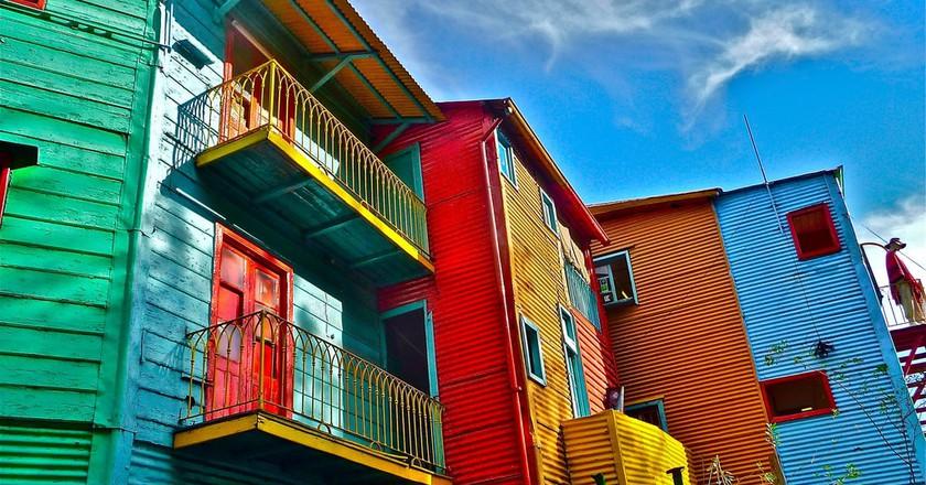 La Boca | © Marissa Strniste / Flickr