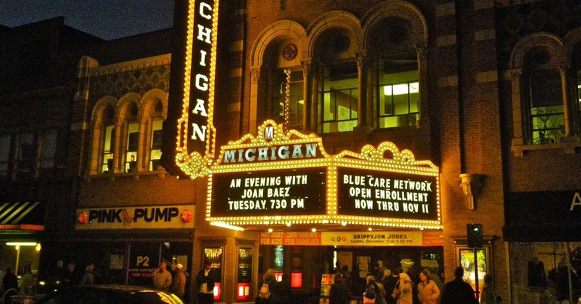 The Best Arthouse Cinemas in Detroit, Michigan
