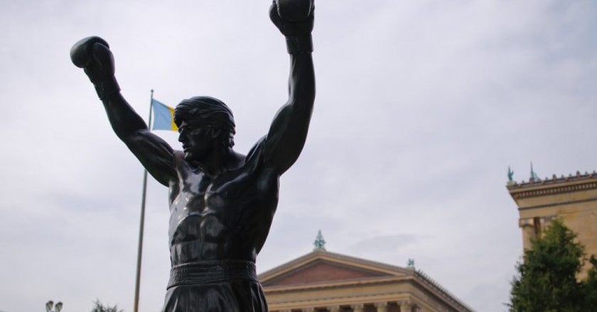 Rocky statue  © InSapphoWeTrust / Flickr