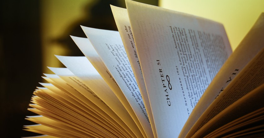 Light reading   © quattrostagioni/Flickr