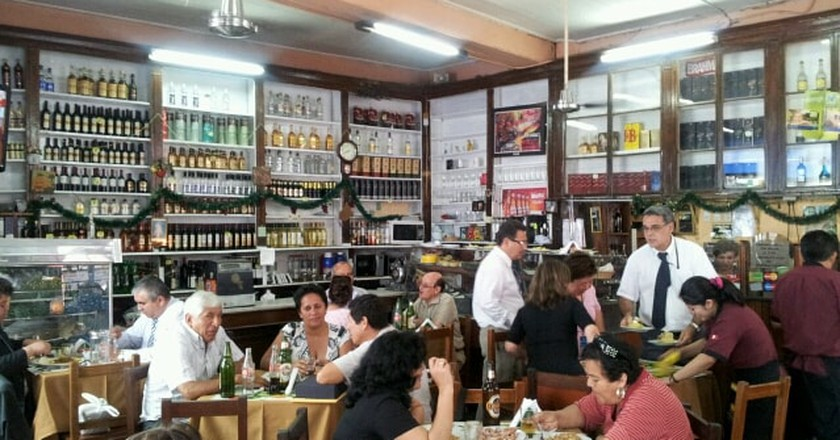 Bar Queirolo | ©Jorge Gobbi/Flickr