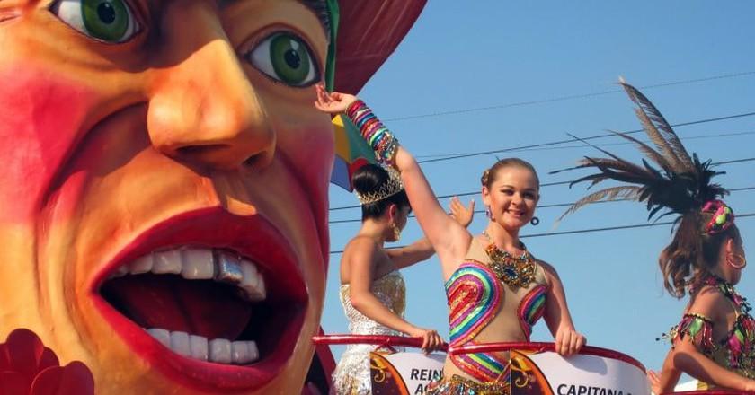 Barranquilla Carnival | © Ashley Bayles / Flickr