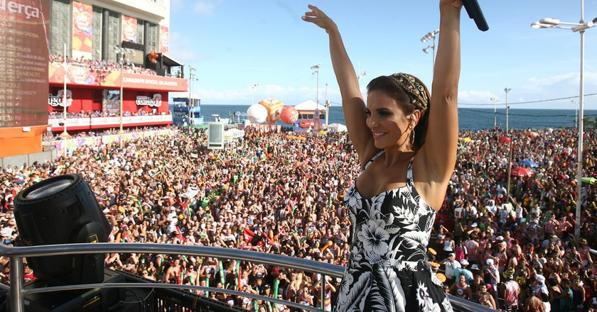 Open air show with Ivete Sangalo  © Turismo Bahia / Flickr