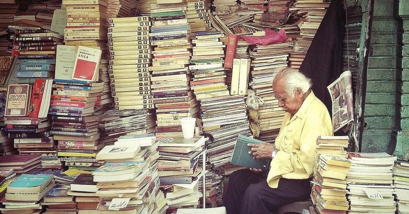 Bookstore in Mexico City | ©Eneas De Troya / Flickr