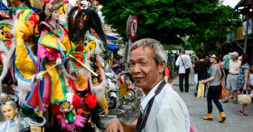 The friendly face of Taiwan | © Jorge Gonzalez / Flickr