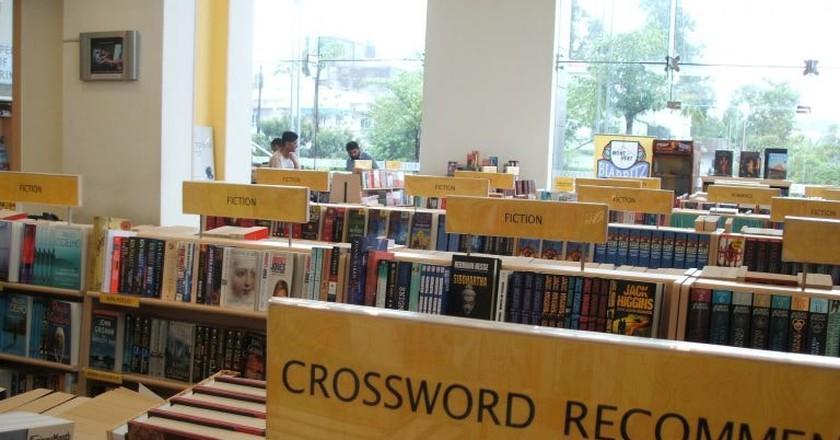 Bookstore in Pune   © shankar s. / Flickr