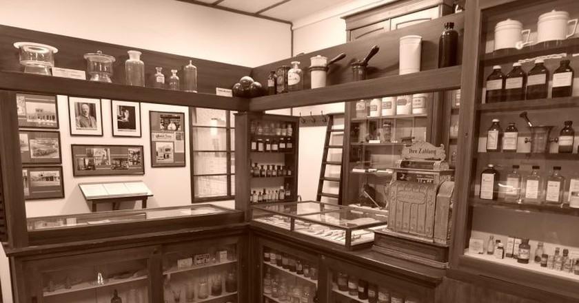 Swakopmund Museum display   © Tee La Rosa / Flickr