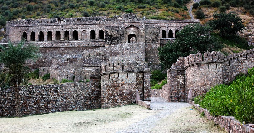 Bhangarh Fort in Rajasthan | © A Frequent Traveller / Flickr